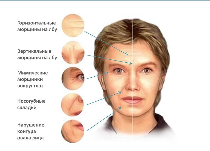 Все болезни отражаются на лице, по состоянию кожи на