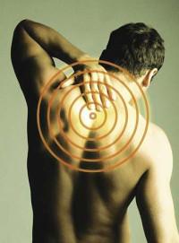 Накидка массажная Здоровая спина